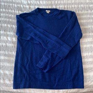 J.Crew Cotton-wool Teddie Sweater